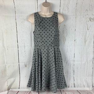 Women's Elle Sleeveless Shift Dress Polka Dot